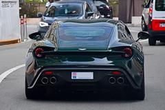 Aston Martin Zagato Vanquish