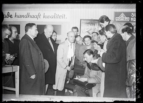 01-07-1948_03784A Drees, Jonkman en Beel