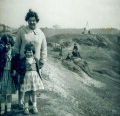 Image titled Helen Murphy, Sugarolly Mountains, 1962.