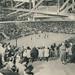 Huntingburg High School Gymnasium - Postcard