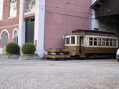 Massarelos (ernstkers) Tags: trolley tranvia tramvia tram streetcar stcp stcp219 219 porto portugal brill eléctrico strasenbahn bonde spårvagn
