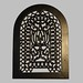 "arched antique cast iron grate, sandblasted and powder coated.*our antique register selection is constantly changing - please call or come in if you are looking for a specific size or style*<a href=""http://www.thedoorstore.ca"" rel=""noreferrer nofollow"">www.thedoorstore.ca</a>"
