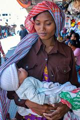 CAMBODIA221// (Glenn Losack, M.D.) Tags: cambodia mothers begging phnom penh streetphotographer