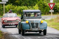 Citroen 2cv & Peugeot 204 (dprezat) Tags: citroen 2cv peugeot 204 cars classic collection automobile voiture locomotion nikond800 nikon d800