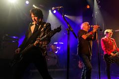 Alvin Gibbs, Charlie Harper & Steve Straughan (dprezat) Tags: punk uksubs rock harper straughan gibbs paris petitbain concert gig set scène live music nikon nikond800