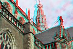 St-Bavokerk Haarlem 3D
