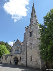 Salisbury St Martin (Keltek Trust) Tags: church st martin salisbury wiltshire