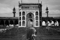 INDIA5707/ Veiled... (Glenn Losack M.D.) Tags: lady with indiax photographyxstreet beggarsxbeggars indiaxleperladyxleper kidsxstreetxphotographyxstreet photographerxindiaxglosackximpoverishedxdelhixleprosyxmosquesxislamxhinduismxdeformedxlepersxmentalxpatientsxdisenfranchisedxbegging carsxindian beggarsxbeggingxkolkata