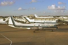 al1027mcrs (George Hamlin) Tags: photo airport ramp florida miami aircraft international airline mia boeing lockheed decor eastern 747 electra 727 whisperjet l188