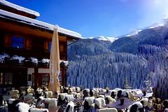 Terrasse Winter