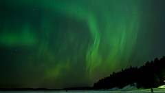 Northen lights in Tampere Finland (webartcode) Tags: aurora tampere northernlights