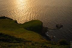 Lever de soleil sur Skye