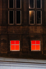 Red light district ?